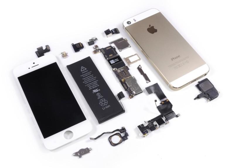 iPhone 5S dijelovi