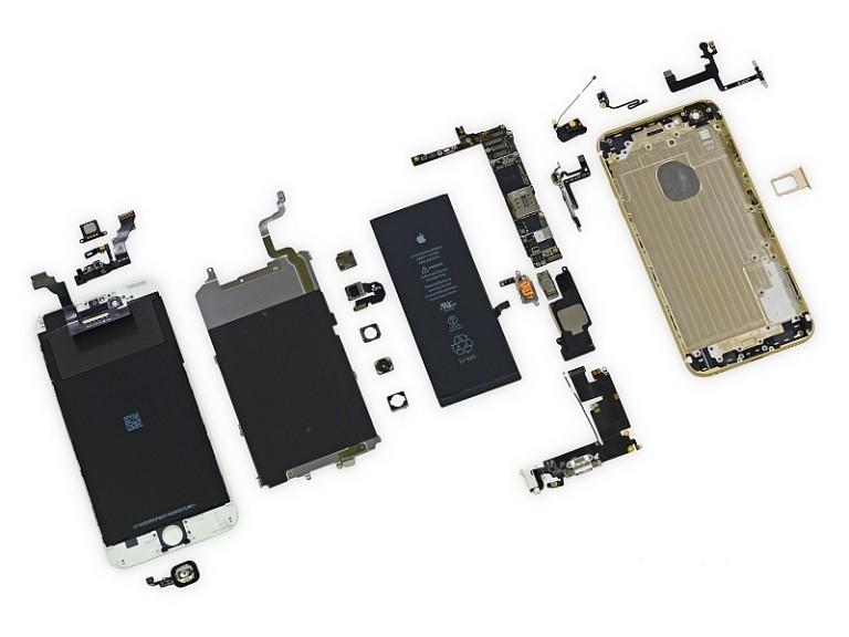 iPhone 6 Plus dijelovi