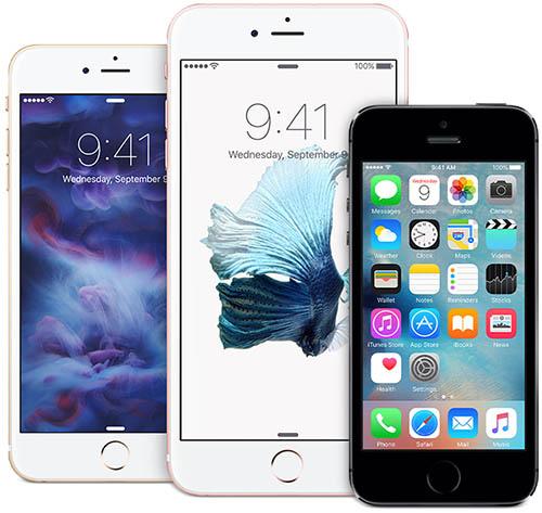 OLED ekrani iPhone 6