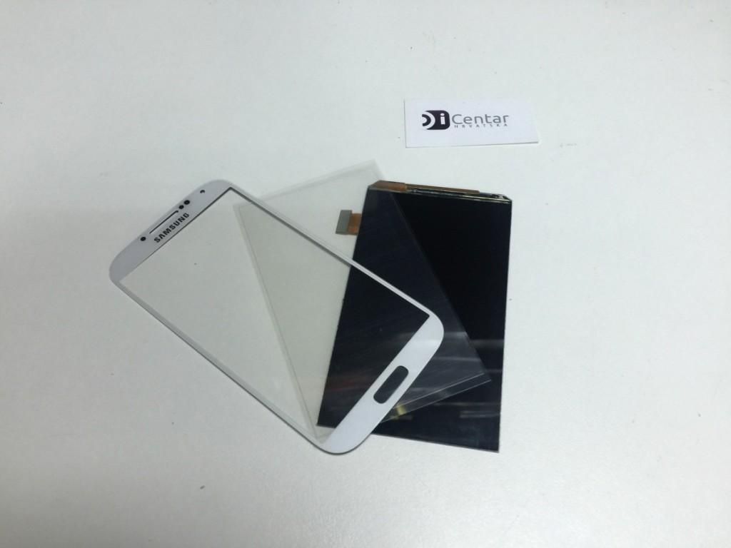 dizajn Samsung Galaxy LCD ekrana