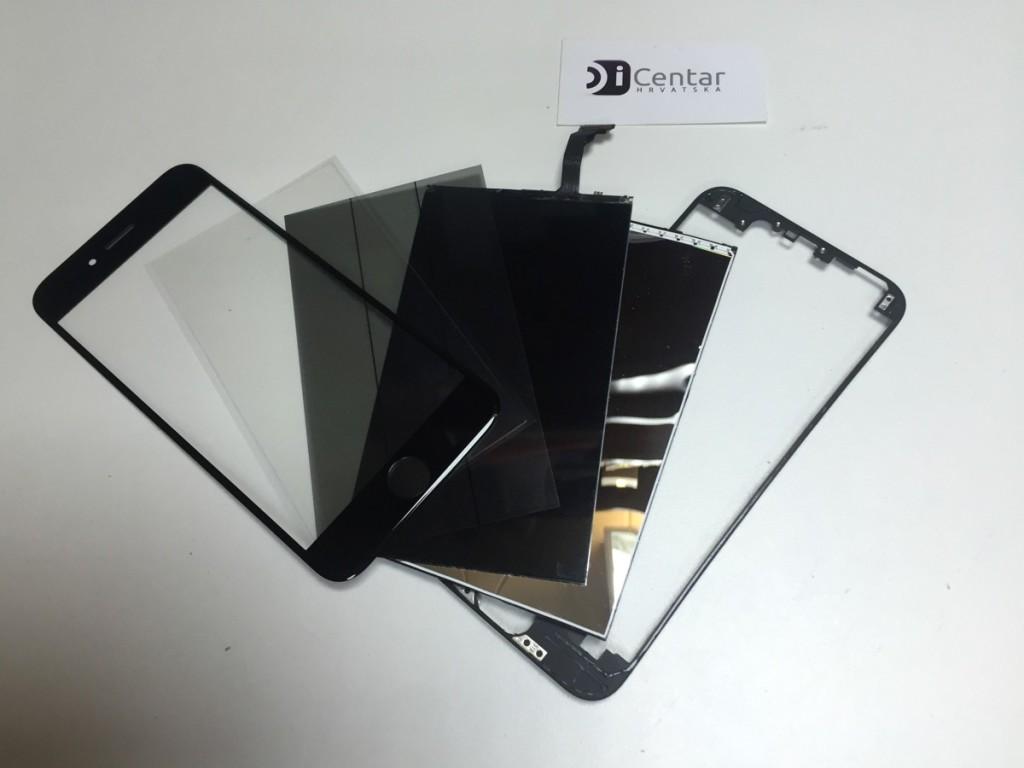 Dizajn iphone LCD ekrana