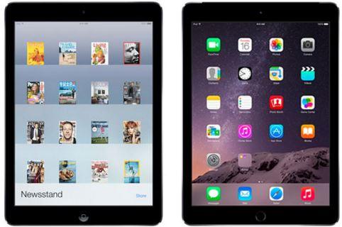 iPadAir predstavnik