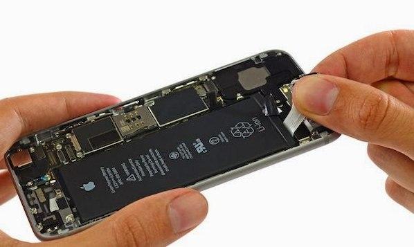 otvoren iPhone